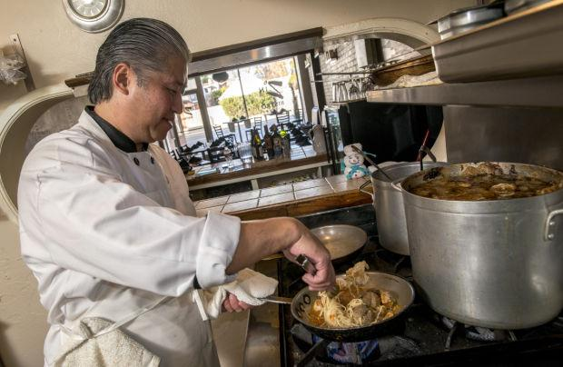 Lodi's Zin Bistro pushes boundaries on cultural dishes