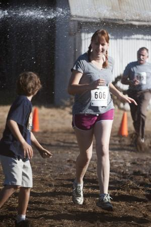 Reporter tackles the Muddy Maul and Crawl