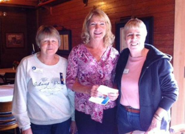 Soroptimists of Lodi induct new member