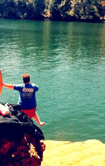 Tulloch Reservoir offers opportunity to take the plunge