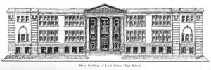 First school year on Hutchins Street campus began a century ago