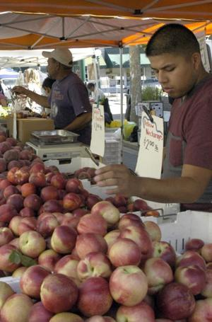 New vendors join old favorites at Downtown Lodi Farmers Market