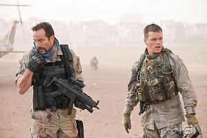 'Bourne' director brings Matt Damon back in war flick 'Green Zone'