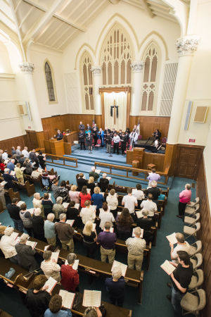 Easter services in Lodi, Galt and the local area