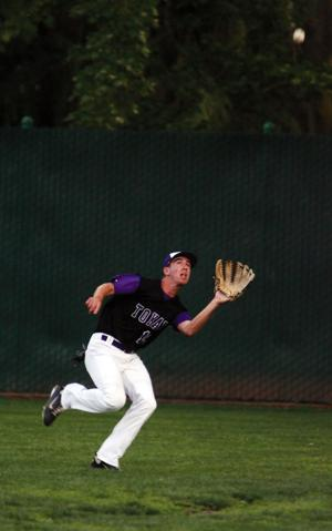 Baseball: Tigers rally, put tying run on in seventh inning before Rams close out win