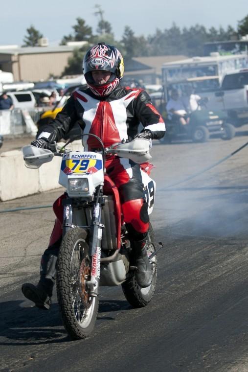 Dragsters, gear heads, street legal speeders enjoy weekend of races at Kingdon Drags