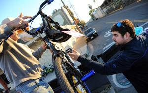 Lodi Rotary Satellite donates bikes to Adopt-a-Child ahead of Christmas