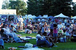 Family Faith Festival relocates, but still offers music, games and more