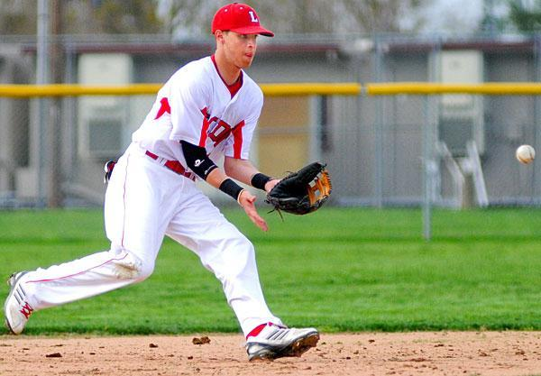 Lodi Flames hold on for wild win in baseball opener