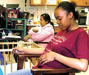 Lodi Unified's pregnant student center to broaden its horizons