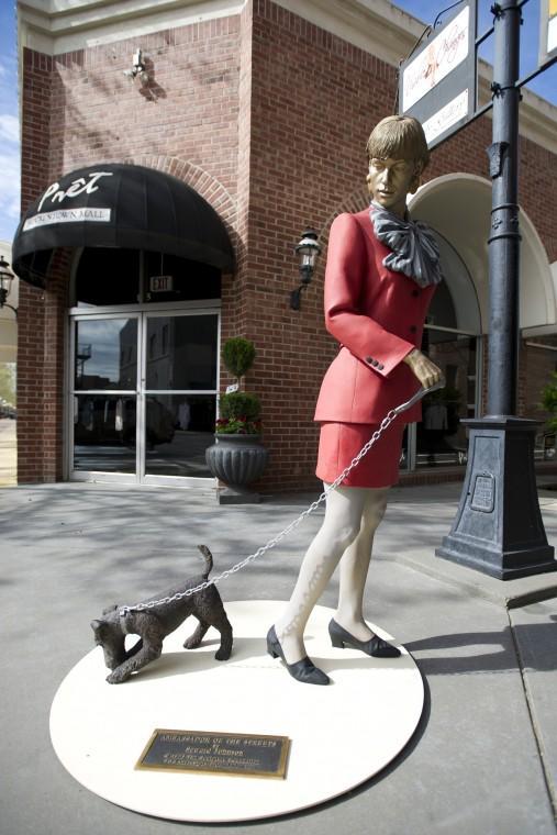 Vote for your favorite statue