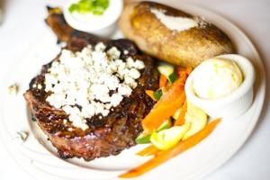 Steak, seafood make Woodbridge Inn Steakhouse an area favorite