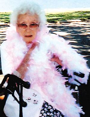 Lodi woman receives tributes for 100th birthday