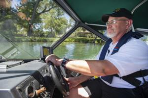STARS volunteers get new boat to help patrol local waters
