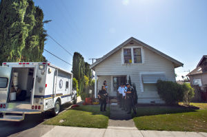 Police arrest two in Lodi shooting case