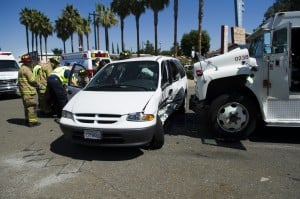 Collision with armored car on Cherokee Lane sends 90-year-old woman to Lodi hospital