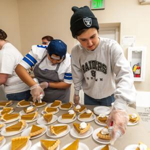 Thanksgiving Day in Lodi