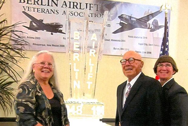 Lodians attend the Berlin Airlift Reunion