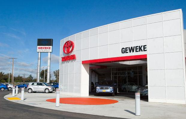 Geweke Auto Group sells Toyota dealership to Oregon group