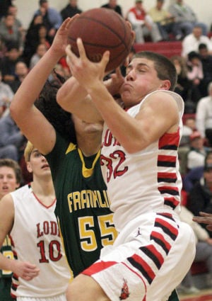 Boys basketball: Benjamin Simi, Flames dominate Yellowjackets