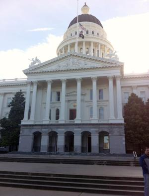 Learn about California's past and present at the State Capitol Museum