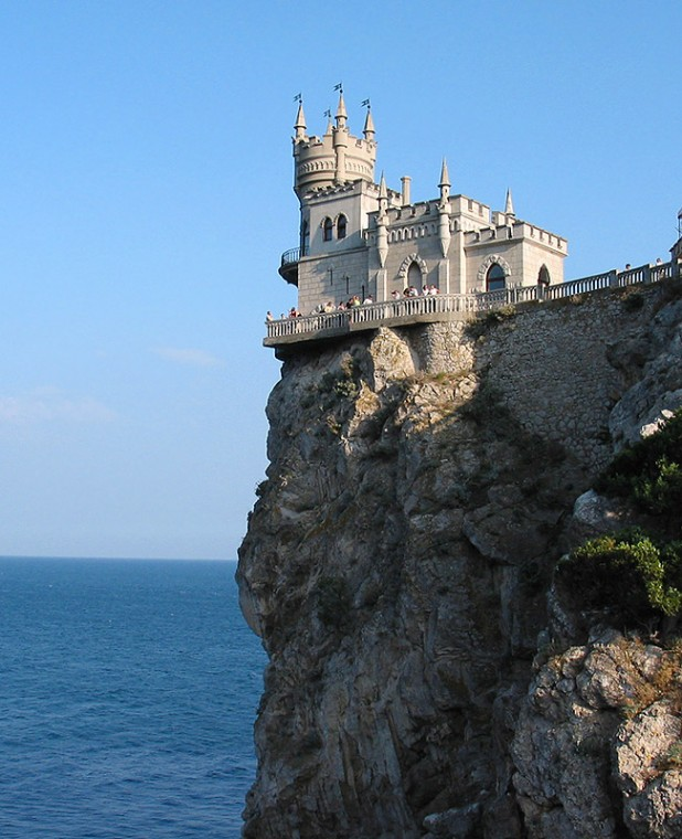 Swallow's Nest - Crimea