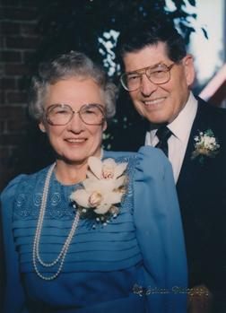 Ole and Dorothy Mettler celebrate 70th anniversary