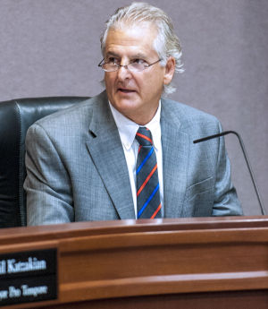 Phil Katzakian named Lodi mayor