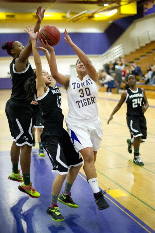 Girls basketball: Despite key losses and tough league, Tokay Tigers aim for playoffs