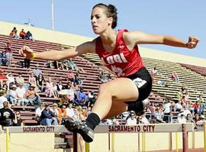Local athletes compete for trip to state meet