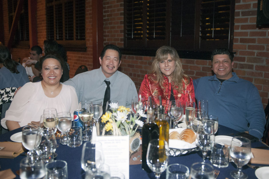Lodi Memorial Hospital employee awards dinner