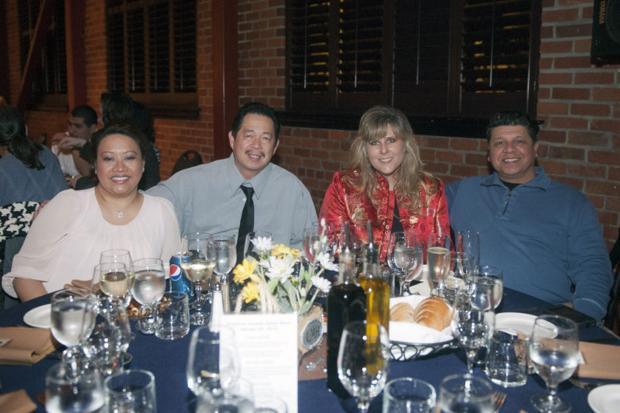 Lodi Memorial Hospital employee awards dinner