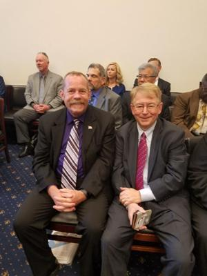 Mayor Kuehne takes Lodi's issues to nation's capital