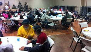 Eagles host annual Christmas Day breakfast