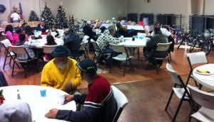 Lodi Eagles host annual Christmas Day breakfast
