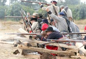 Clements hosts weekend of Civil War battles, history