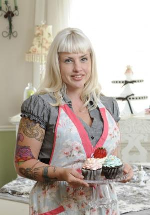 Hello, cupcake