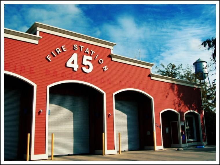 Galt Fire Station 45