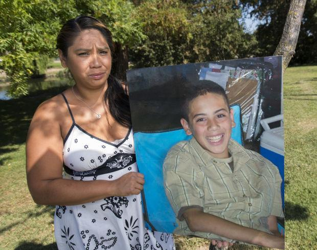 Stockton mother struggles to make sense of son's death