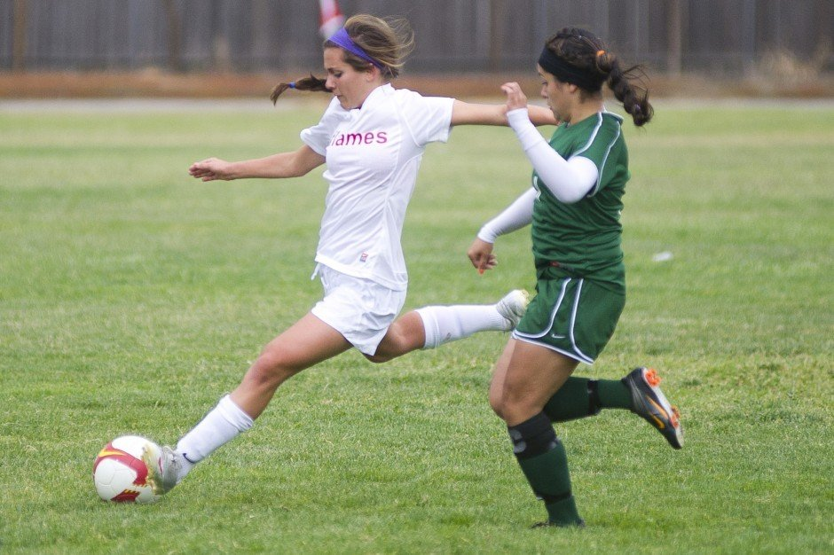 Lodi Flames' semifinal hopes in girls soccer shattered in double overtime