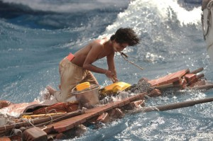 'Life of Pi' a rousing but self-important adventure tale