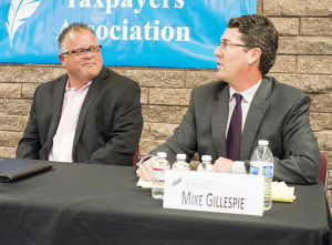 San Joaquin County superintendent of schools candidates speak at forum