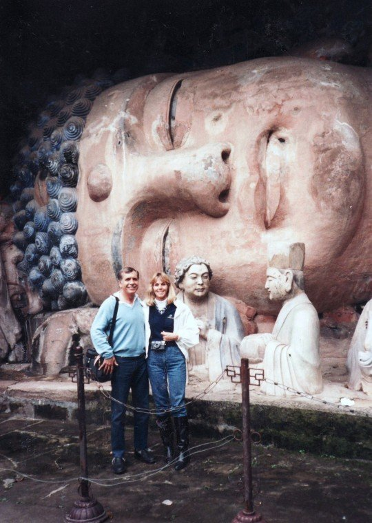 Stone Sculptures of Dazu, China