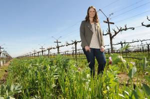 Amy Blagg is leading the way in local agriculture