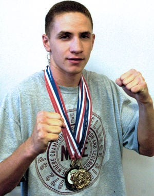 Lodi fighter Gabriel Azua's Olympic aspirations lead to Puerto Rico