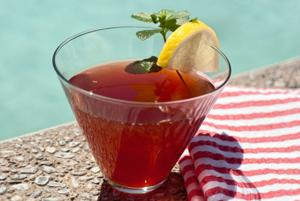 Hydrate the body while giving it a nutritional boost by preparing tea
