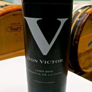 Don Victor Lodi Reserva de la Casa is deep and dark but elegant