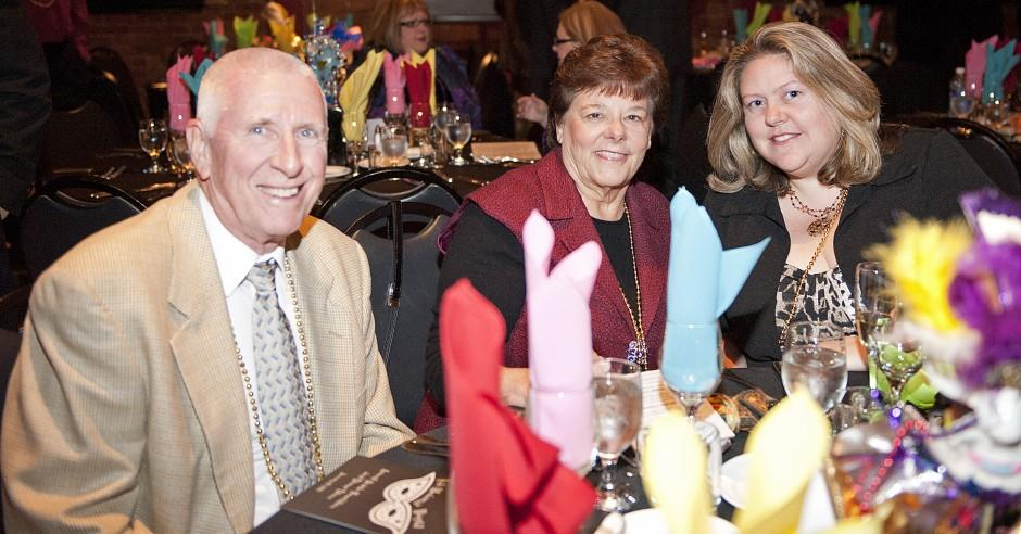 Lodi Memorial Hospital annual awards dinner