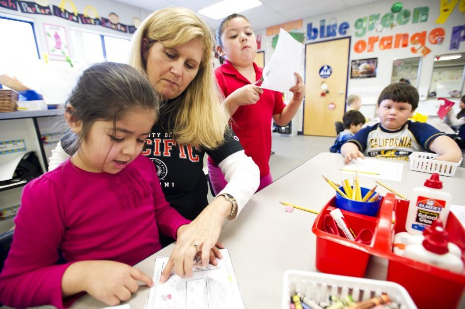 Schools report low turnout so far for kindergarten roundup