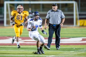 Football: Tigers trump Vikings